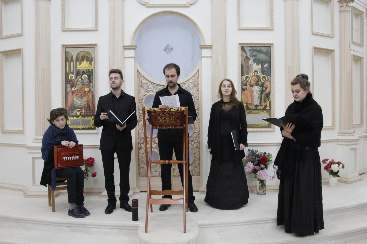 Древнерусская духовная музыка прозвучит под сводами нашего храма
