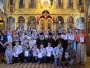Выпуск ББК г. Серпухов и воскресных школ Серпуховского благочиния